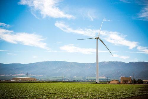 Wind Turbine Image